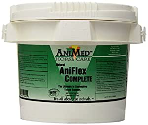 AniMed Aniflex Complete Joint Health Supplement for Horses, 5-Pound