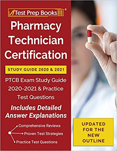 Pharmacy Technician Certification Study