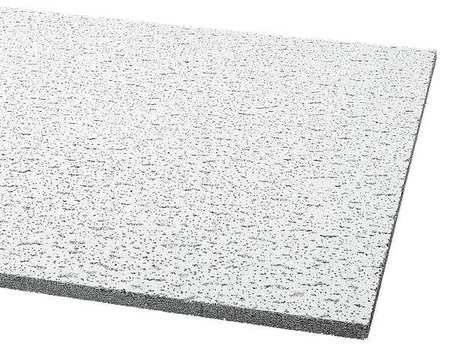 Acoustical Ceiling Tile 48''X24'' Thickness 5/8'', PK12 by Armstrong