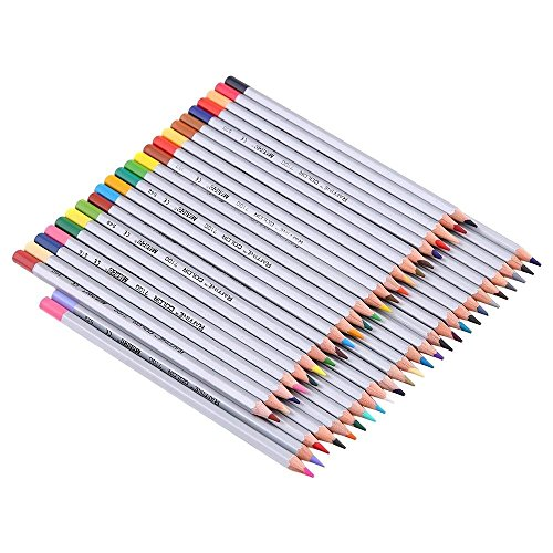 Marco 48 Color Art Colored Pencils Drawing For Artist Sketch Secret Garden