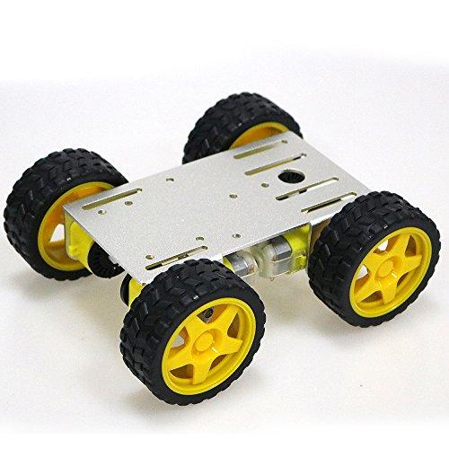 4wd robot smart car - 3