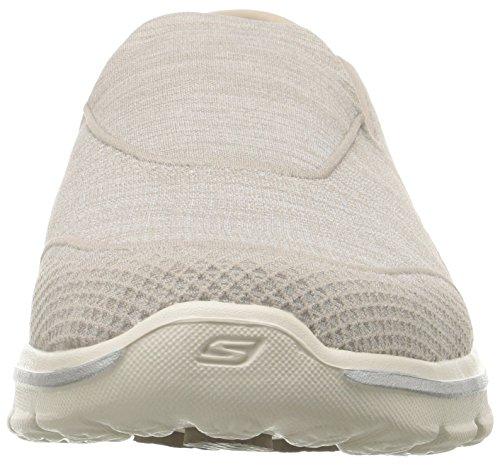outlet lowest price clearance under $60 Skechers Women's Super Sock 3 Low-Top Sneakers Beige (Stn) cheap sale professional TT1FjoN13t