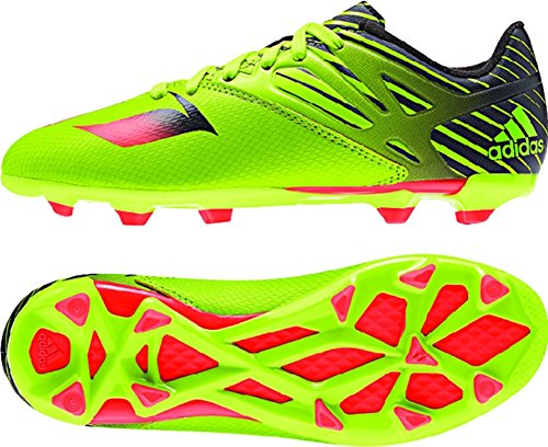 free shipping 0bd04 0b9ad adidas Performance Messi 15.3 J Soccer Cleat (Little Kid Big - Import It All