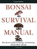 Bonsai Survival Manual, Colin Lewis, 0882668536