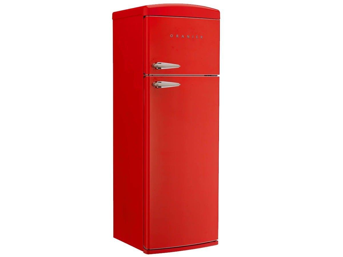 Vintage Industries Kühlschrank Test : Oranier rkg 2 standgerät kühl gefrierkombination rot kühlschrank