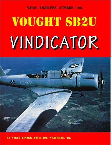 Vought SB2U Vindicator (Naval Fighters)