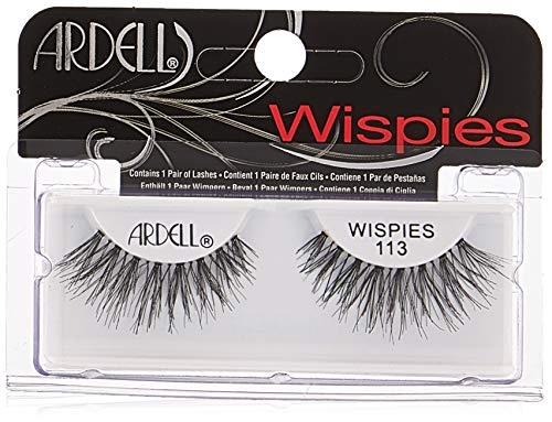 Ardell Fashion Lashes Pair - 113 (Pack of 4) -