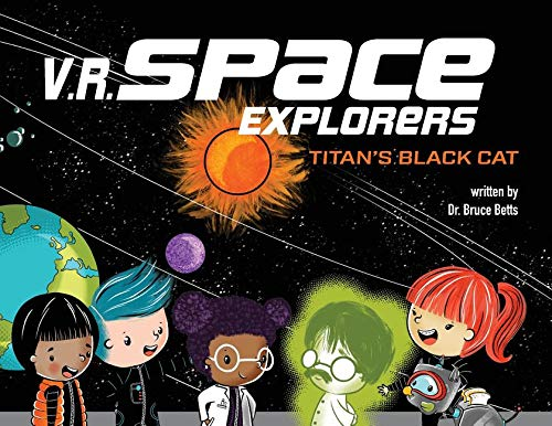 V.R. Space Explorers: Titan's Black Cat