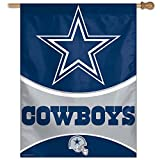 Cheap Dallas Cowboys Banner / Vertical Flag – 27″x37″