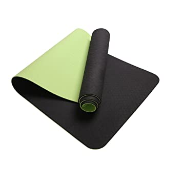 alfombrilla Yoga Fitness Mat ambientale apropiadas Estera de ...