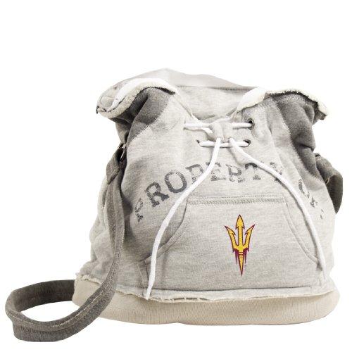 NCAA Arizona State Sun Devils Hoodie Duffel (Devils Ncaa Applique Sun)