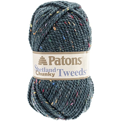 (Brand New Shetland Chunky Yarn - Tweeds-Rich Teal Brand New)