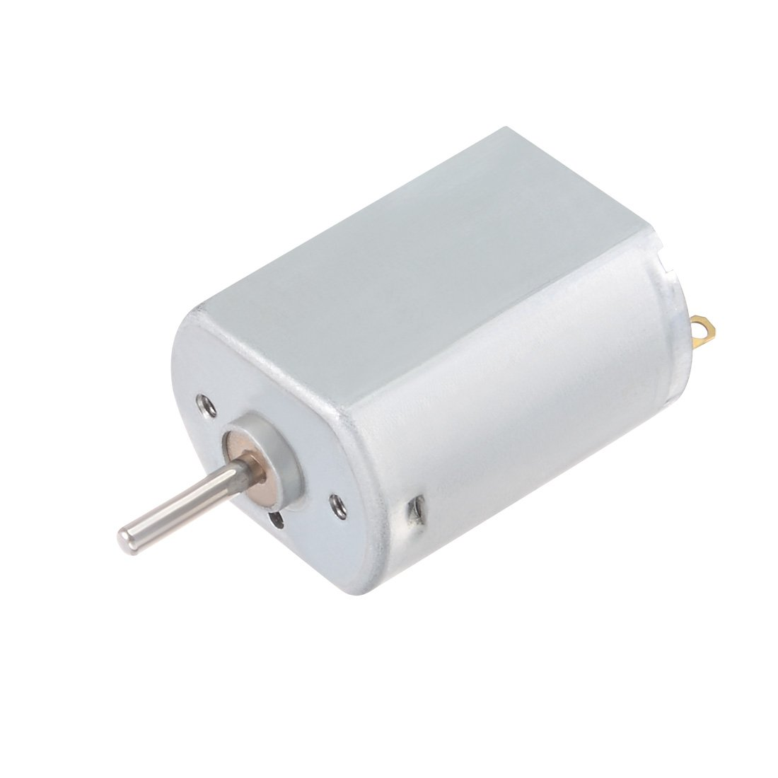Sourcingmap Small Motor DC 6V 5100RPM High Speed Motor for DIY Hobby Toy Cars Remote Control a17082900ux0350