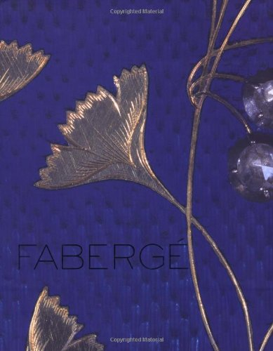 Faberge: Imperial Craftsman and His World pdf