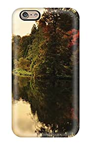 Tough Iphone OlcSJLD1397yQDzh Case Cover/ Case For Iphone 6(lake)