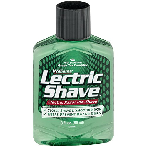 (Lectric Shave Pre-Shave Original 3 oz (Pack of 3))
