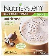 Nutrisystem Nutricrush Chocolate Shake Mix New & Improved!