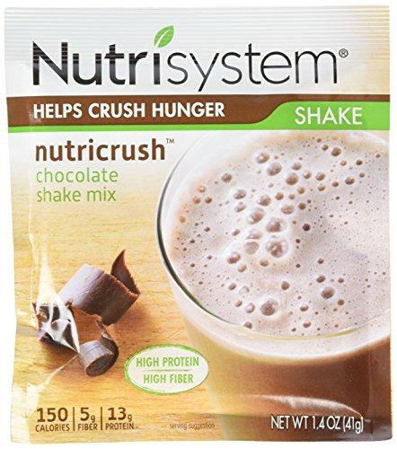Nutrisystem energizing shakes