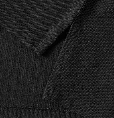 Polo Ralph Lauren Herren Polo-Shirt Baumwolle T-Shirt Unifarben, Größe: M, Farbe: Schwarz