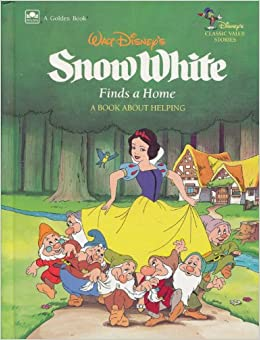 Snow white finds a new home