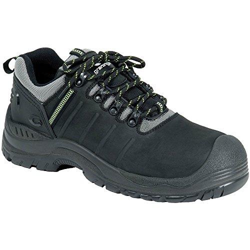 Ejendals Graninge 7288 Chaussures de sécurité Taille 36 Noir/Vert