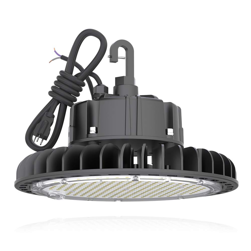 HYPERLITE 5000K LED UFO High Bay Lights 100W