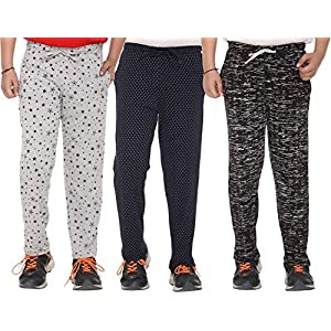 SHAUN Boys' Cotton Track Pants