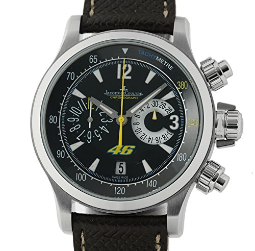Jaeger LeCoultre Master Compressor Automatic-self-Wind Male Watch 175.84.7V (Certified Pre-Owned)