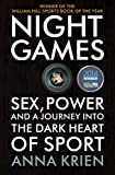 Front cover for the book Night Games: Sex, Power and Sport by Anna Krien