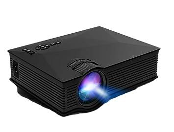 IKOWT Proyector WiFi, Proyector Inalámbrico 1080P Full HD ...