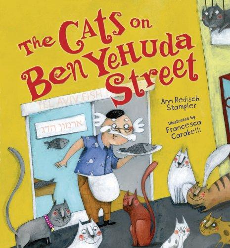 The Cats on Ben Yehuda Street PDF
