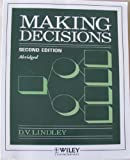 Decisions under Uncertainty, Wiley and Sons, Inc. Staff, 0471210536
