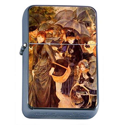Renoir The Umbrellas Oil Lighter D-338