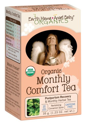 Monthly Comfort Tea, 16 ct ( Multi-Pack)