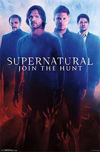 Póster Supernatural/Sobrenatural