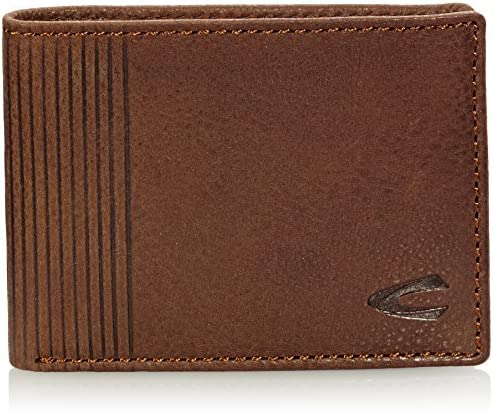camel active Monedero, marrón (Marrón) - 203 701 29: Amazon ...