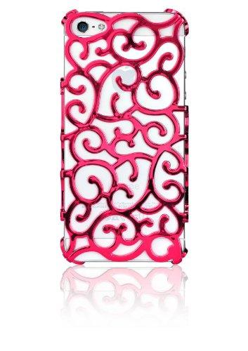 iPhone 5;SPADA; Hard,cover;art;Hülle;Bumper;Tasche; für das iPhone5; Schutzhülle, Case, Cover,pink;rosa