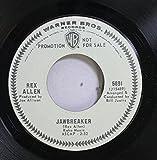 Rex Allen 45 RPM Jawbreaker / Change Me