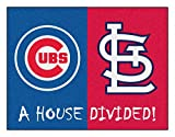 Fanmats St. Louis Cardinals House Divided Rugs Review