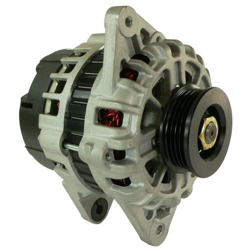 DB Electrical AMT0153 Alternator (Fits Hyundai Accent 1.6L 08 37300-23600 13973)