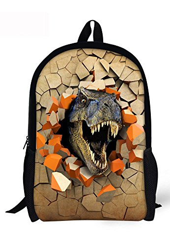 3D Animal Print Lightweight Backpacks Casual College Bags Daypacks - Backpacks Sale Mesh For