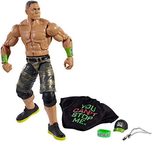 WWE Elite Collection Series #34 -John Cena Action Figure