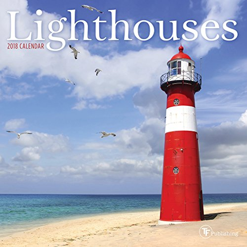 2018 Lighthouses Mini Calendar