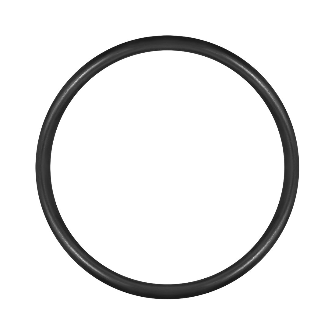 1mm Width sourcingmap O-Rings Nitrile Rubber 23mm OD 21mm Inner Diameter Pack of 50 Round Seal Gasket