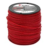 RedMax Maxline Super Heavy Duty String Trimmer Line, 0.130' Thick, Twist Cable, 5-Pounds