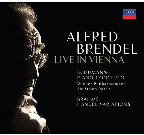 CD : BRENDEL,ALFRED - Schumann: Piano Concerto In A Minor (Super-High Material CD, Japan - Import)