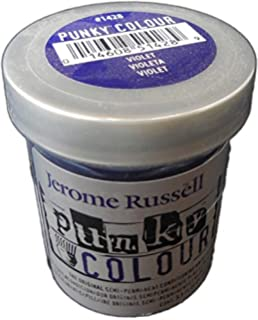 jerome russell punky hair color creme violet 35 ounce - Punky Color