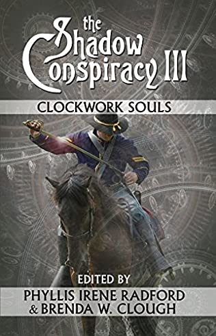 book cover of The Shadow Conspiracy III