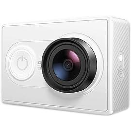 YI Z15 88001 2K 16 MP Action Camera  White