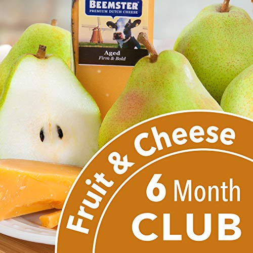 Golden State Fruit Monthly Fruit and Cheese Club - 6 Month Club ()